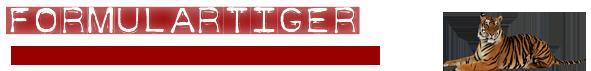 Banner Formulartiger