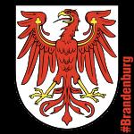 Brandenburg-Wappen (1000 Pixel), Bearbeitung: Büro Gotthal (2018)